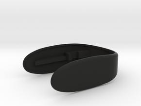 Key Fob for F56 Car rev 3 in Black Premium Versatile Plastic