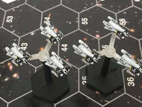"Omni Scale Federation F-14 ""Tomcat"" Fighters MGL in Smooth Fine Detail Plastic"
