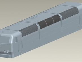 BR181 in Smooth Fine Detail Plastic