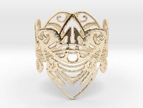 Art Nouveau Bracelet in 14K Yellow Gold