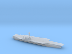 1/3000 Scale USS Kitty Hawk CV-63 in Smooth Fine Detail Plastic