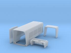 Motorkap / Bonnet / Motorhaube Fendt Farmer 2DE  in Smoothest Fine Detail Plastic