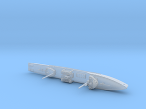 1/1250th scale Brilliant class patrol ship in Smoothest Fine Detail Plastic