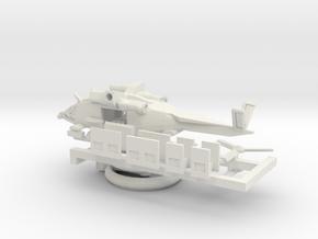 SA2 Samson 1 to 144 mod to size v1 mil in White Natural Versatile Plastic