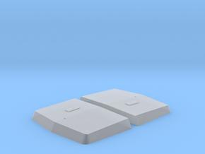 6500 Toit in Smoothest Fine Detail Plastic
