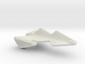 3125 Scale Tholian Heavy Dreadnought (DH) SRZ in White Natural Versatile Plastic