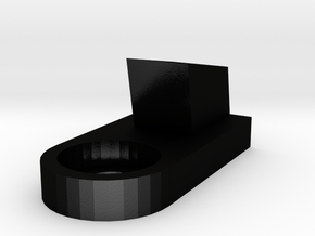 Morini CM162 Front Sight in Matte Black Steel: 4.5 / 47.75