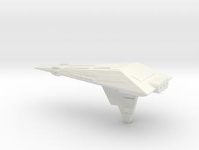 Xerexs TOG FFV Full in White Natural Versatile Plastic