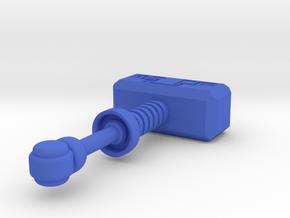 Bablov's Hammer in Blue Processed Versatile Plastic