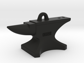Anvil Pendant - Særlig in Black Natural Versatile Plastic