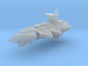 Styx Battlecruiser in Smooth Fine Detail Plastic