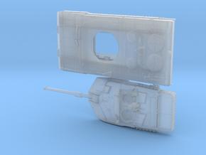 Leopard-2E-N-2-piezas in Smooth Fine Detail Plastic