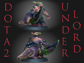 Dota2Underlord in Full Color Sandstone