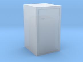 Mülltonne Griff rechts H0 und 0 in Smoothest Fine Detail Plastic: 1:87 - HO