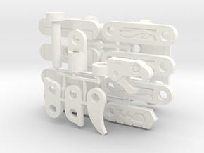 S0901 in White Processed Versatile Plastic