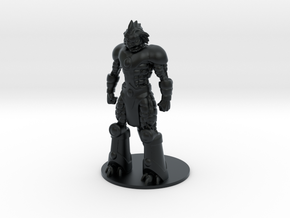 Slizardo 35mm Tall (Titan Master Scale) in Black Hi-Def Acrylate
