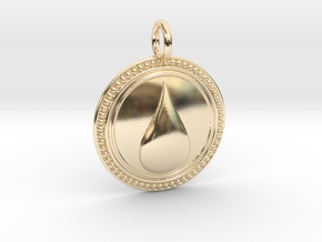 NewSacrifice in 14k Gold Plated Brass