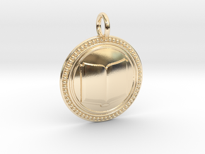 NewTruth in 14k Gold Plated Brass