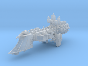 Stalwart Light Cruiser v2 in Smooth Fine Detail Plastic