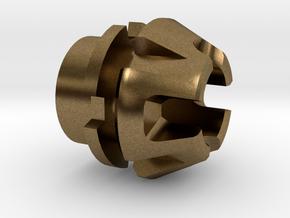 Custom CC Crystal Energy Port V1 in Natural Bronze