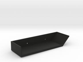 CMAX Bronco Footwell Right Side in Black Natural Versatile Plastic
