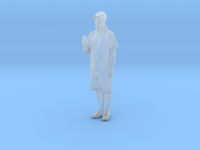 Printle C Homme 1105 - 1/87 - wob in Smooth Fine Detail Plastic