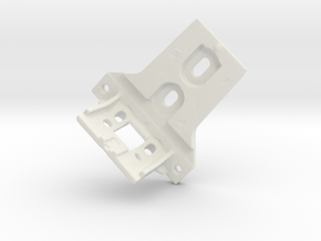 Shade Bracket 316 B in White Natural Versatile Plastic