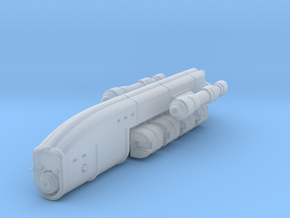 cargo ship in Smooth Fine Detail Plastic