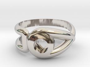 Cancer Survivor Ring in Platinum: 6.5 / 52.75