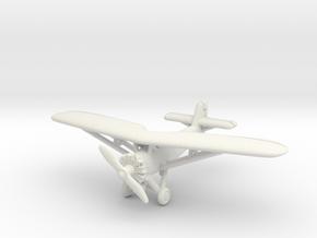 Heinkel He 46C-1 1/285 6mm in White Natural Versatile Plastic