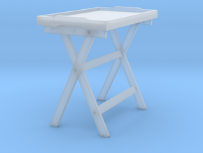 Miniature Maryud Serving Table - IKEA in Smooth Fine Detail Plastic: 1:12