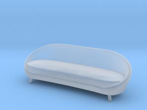 Miniature Nido Sofa - Vibieffe  in Smooth Fine Detail Plastic: 1:24
