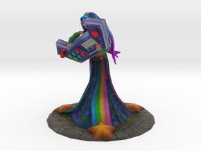 Arcade Sona (old) in Full Color Sandstone