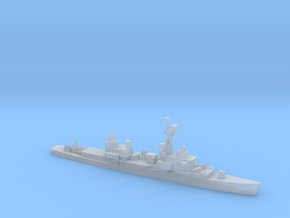 Chao Yang class destroyer, 1/1800 in Smooth Fine Detail Plastic