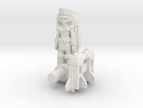 T-Ai Transforming Targetmaster Kit, Slim (5mm) in White Natural Versatile Plastic