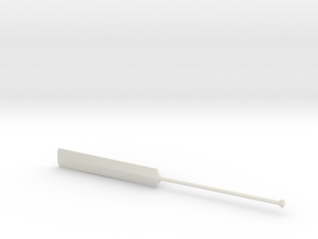 Eku - 1:4 in White Natural Versatile Plastic