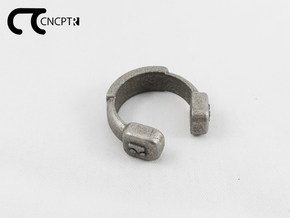 Concept R Headphone Ring in Polished Nickel Steel: 6.75 / 53.375