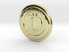 DonCoin in 18k Gold