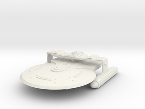 Federation  Fox Class V HvyCruiser in White Natural Versatile Plastic