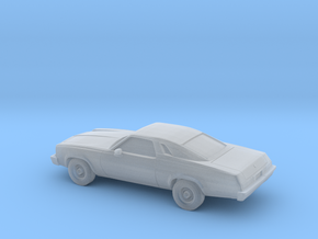 1/220 1975 Chevrolet Chevelle Malibu Classic Coupe in Frosted Ultra Detail