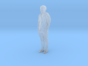 Printle F James Dean - 1/87 - wob in Smooth Fine Detail Plastic