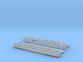 """SBB RBDe 560 """"NPZ"""" in Smooth Fine Detail Plastic"""