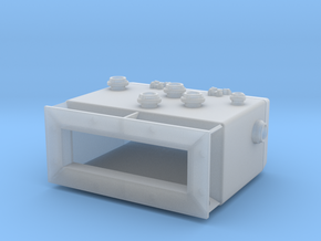Anschlusskasten Typ-B in 1:40 in Smooth Fine Detail Plastic