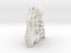 Kardatoran Arm Set V2 in White Natural Versatile Plastic