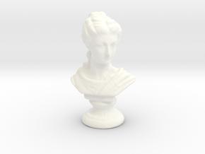 Proserpina, ancient Roman goddess in White Processed Versatile Plastic