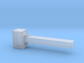 Konsolenläutewerk Baugrößen H0 in Smoothest Fine Detail Plastic