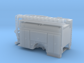 1/160 ALF SQUAD body compartment doors in Smooth Fine Detail Plastic