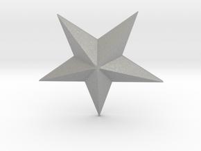 Star in Aluminum