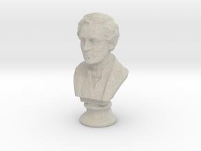 Vincenzo Bellini in Natural Sandstone