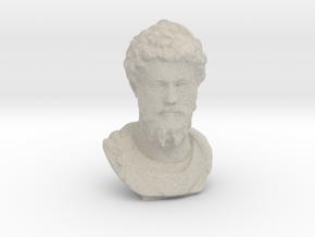 Marcus Aurelius in Natural Sandstone